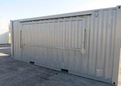 Concession Stand - Flip Door closed