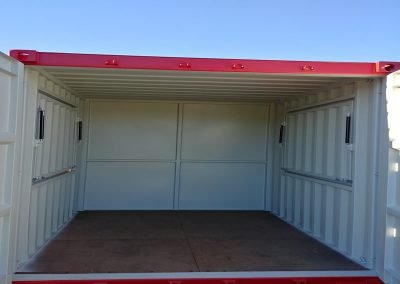Concession Stand - inside view